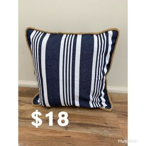 Other - Jean accent pillow